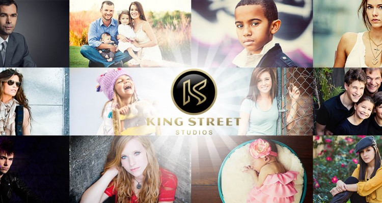 top portrait photographers in charleston - king street studios
