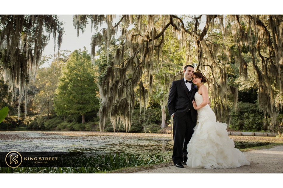 wedding pictures of charleston weddings at middleton place - sc by charleston wedding photographers king street studios