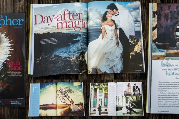 featured in professional photographer magazine - wedding pictures and wedding photos by charleston wedding photographers king street studios