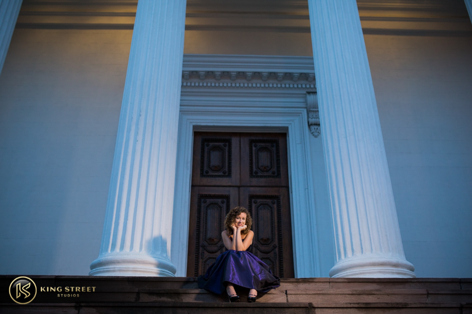 senior pictures, senior portraits, senior picture ideas by charleston photographers king street studios