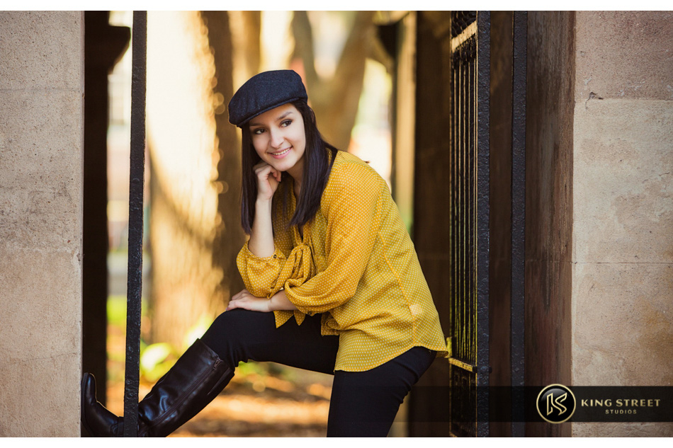 charleston senior pictures of claudia by charleston senior portrait photographers king street studios (5)