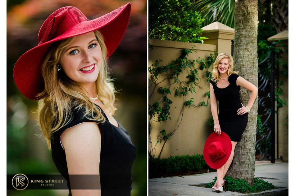 high school senior pictures, charleston senior pictures, and charleston senior portraits – haley – by charleston senior portrait photographers king street studios