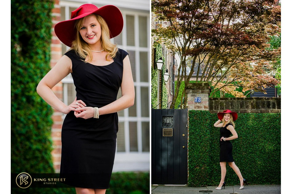 high school senior pictures, charleston senior pictures, and charleston senior portraits – haley – by charleston senior portrait photographers king street studios  (2)