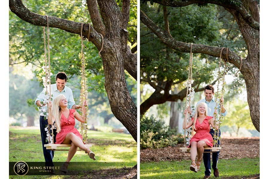 engagement pictures by charleston engagement photographers king street studios (201)