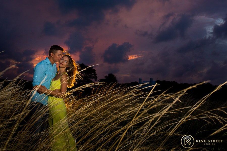 engagement pictures by charleston wedding photographers king street studios  (819)