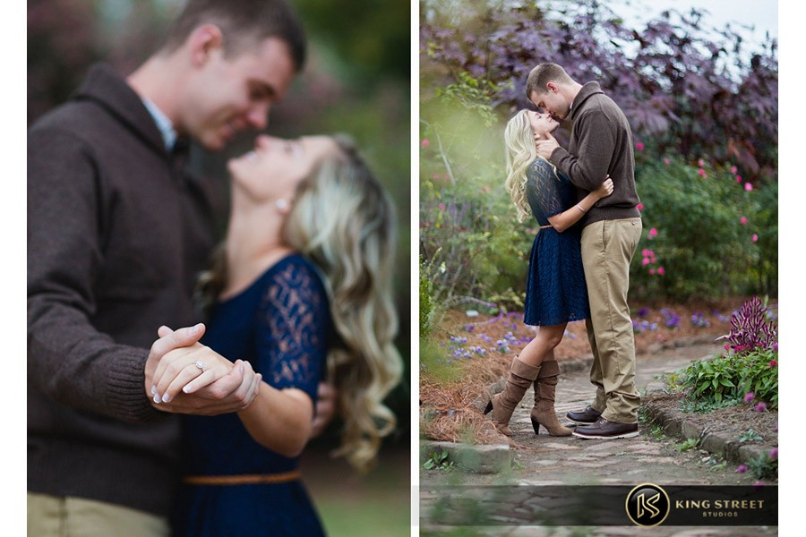engagement pictures by charleston wedding photographers king street studios  (838)