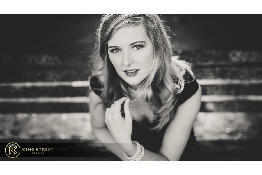 stylized senior portraits by charleston senior portrait photographers king street studios