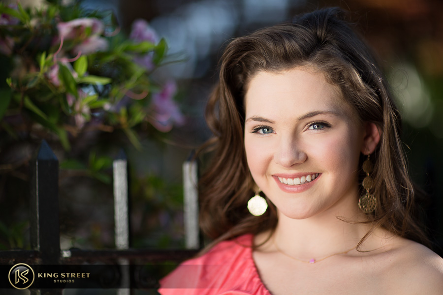 senior pictures photography by charleston senior portrait photographers king street studios