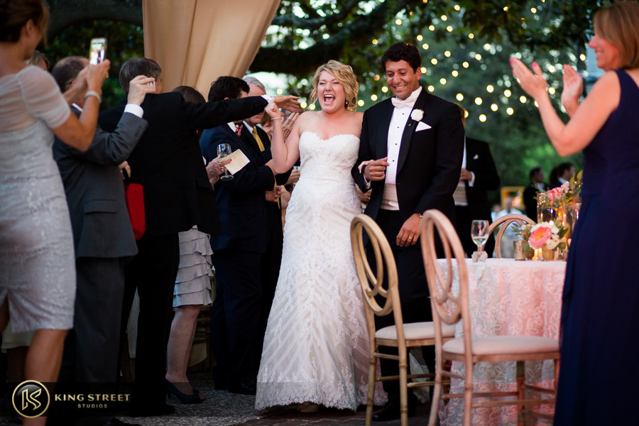 charleston wedding photography dancing pictures at the william aiken house by charleston wedding photographers king street studios