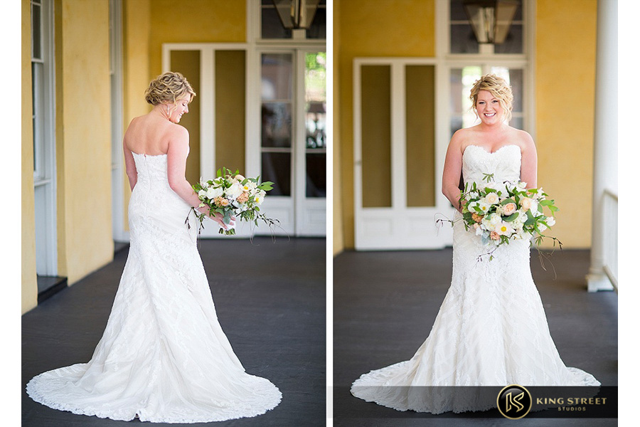 charleston wedding photography bridal pictures at the william aiken house by charleston wedding photographers king street studios