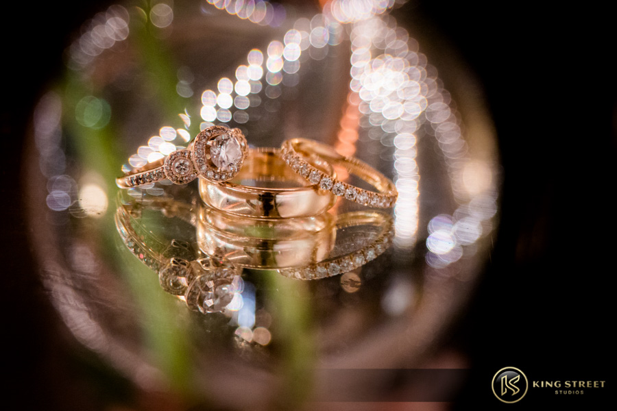 charleston wedding photography- wedding rings at the william aiken house by charleston wedding photographers king street studios