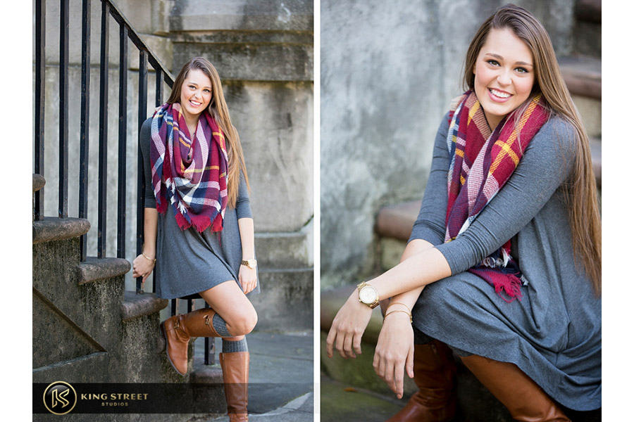 charleston sc senior pictures by top senior portrait photographers king street studios (1)
