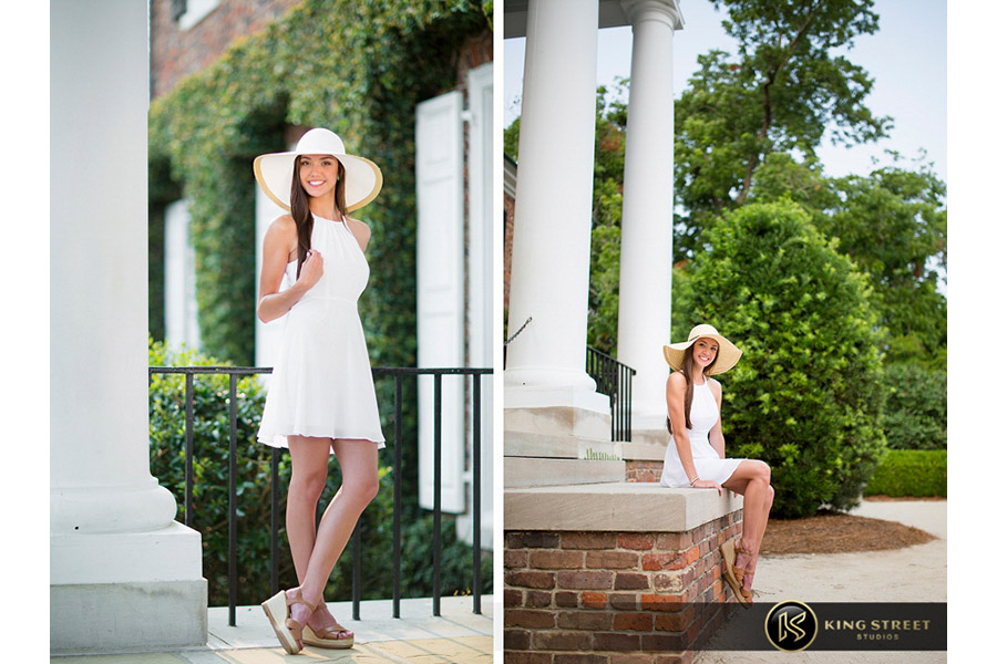 senior pictures at boone hall plantation by charleston senior portrait photographers king street studios (33)