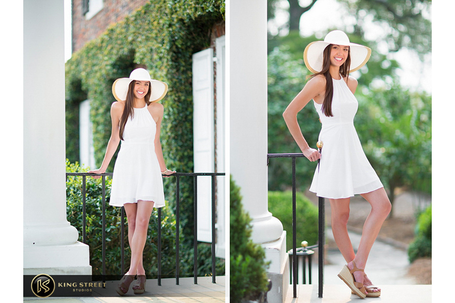 senior pictures at boone hall plantation by charleston senior portrait photographers king street studios (34)