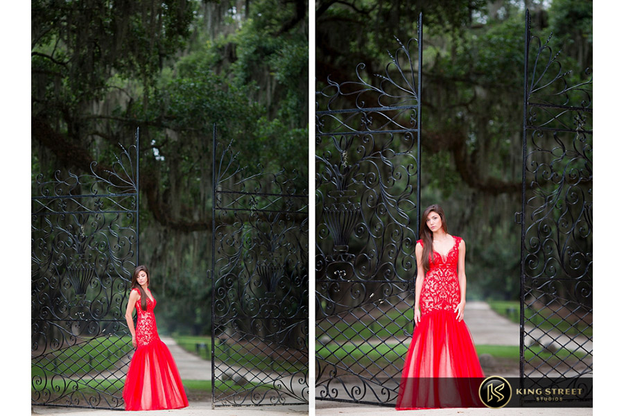 senior pictures at boone hall plantation by charleston senior portrait photographers king street studios (39)