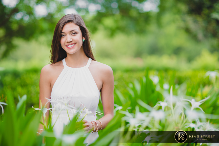 senior pictures at boone hall plantation by charleston senior portrait photographers king street studios (6)