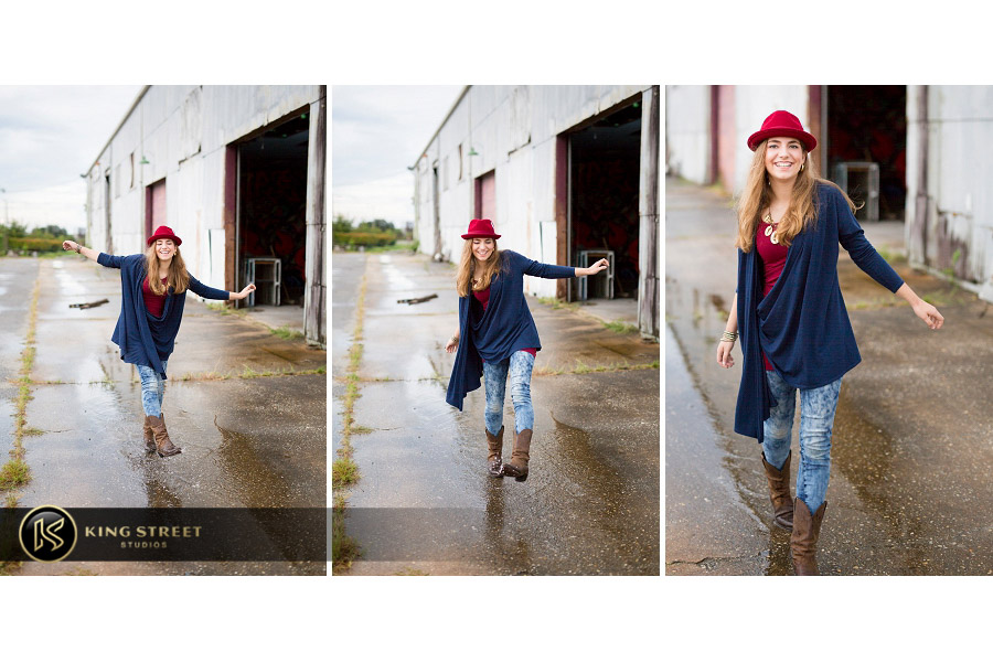 Senior Portraits Charleston by senior portrait photographers in charleston king street studios